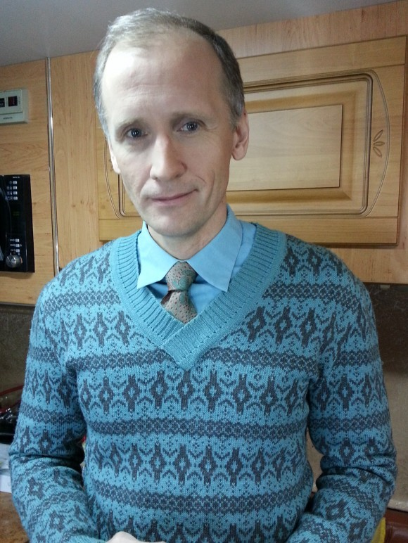 "Андрей Иванович, интеллигент, к/ф ""КСП"", реж. Михаил Сегал"